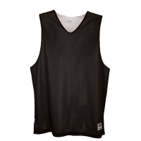 Eastbay Basic Reversible Mesh Tank - Boys' Grade School - Black / White