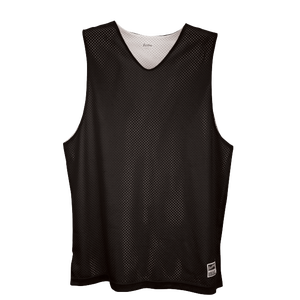 Eastbay Basic Reversible Mesh Tank - Boys' Grade School - Black/White