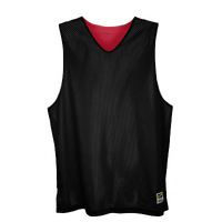 Eastbay Basic Reversible Mesh Tank - Boys' Grade School - Black / Red