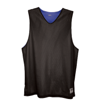 Eastbay Basic Reversible Mesh Tank - Boys' Grade School - Blue / Black