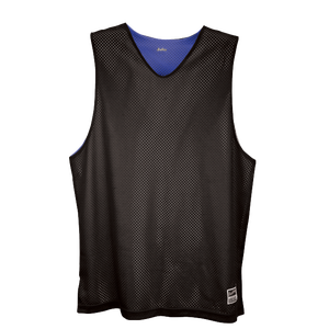 Eastbay Basic Reversible Mesh Tank - Boys' Grade School - Black/Royal