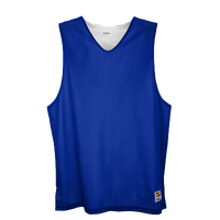 Eastbay Basic Reversible Mesh Tank - Boys' Grade School - Blue / White