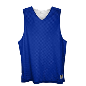 Eastbay Basic Reversible Mesh Tank - Boys' Grade School - Royal/White