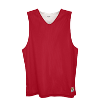 Eastbay Basic Reversible Mesh Tank - Men's - Red / White