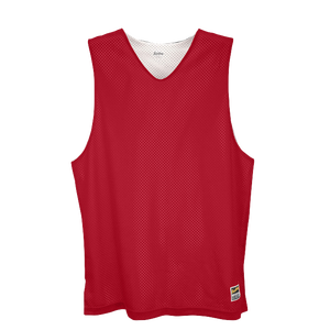 Eastbay Basic Reversible Mesh Tank - Men's - Scarlet/White
