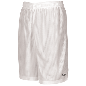 "Eastbay 8"" Basic Mesh Short - Boys' Grade School - White"