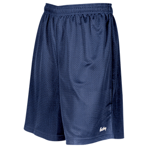 "Eastbay 8"" Basic Mesh Short - Boys' Grade School - Navy"