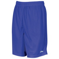 "Eastbay 8"" Basic Mesh Short - Boys' Grade School - Blue / Blue"