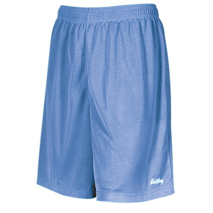 "Eastbay 8"" Basic Mesh Short - Boys' Grade School - Columbia Blue"