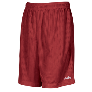 "Eastbay 8"" Basic Mesh Short - Boys' Grade School - Cardinal"
