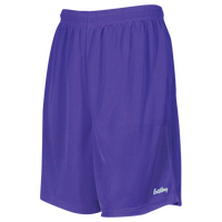 "Eastbay 8"" Basic Mesh Short - Boys' Grade School - Purple / Purple"