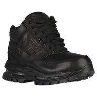 Nike ACG Air Max Goadome - Boys' Grade School - All Black / Black