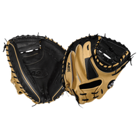 Wilson AK2 M1 Catcher's Mitt - Men's - Black / Tan