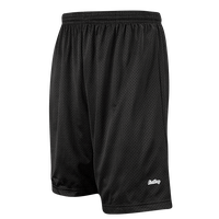 "Eastbay 9"" Basic Mesh Short with Pockets - Men's - Black"