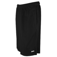 "Eastbay 11"" Basic Mesh Short with Pockets - Men's - All Black / Black"