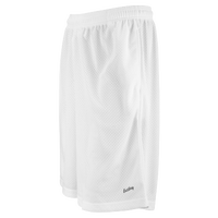 "Eastbay 11"" Basic Mesh Short with Pockets - Men's - All White / White"