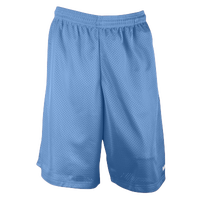 "Eastbay 11"" Basic Mesh Short with Pockets - Men's - Columbia Blue"