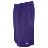 "Eastbay 11"" Basic Mesh Short with Pockets - Men's - Purple / Purple"