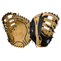 Wilson A2K First Base Mitt - Men's - Tan / Black