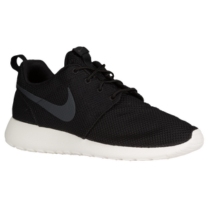 Nike Roshe Run - Men's - Black/Sail/Anthracite
