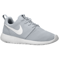 Nike Roshe Run - Men's - Grey / White