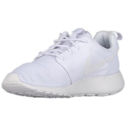 nike roshe one s running shoes white white