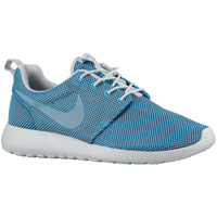 Nike Roshe Run - Men's - Light Blue / Grey