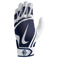 Nike Huarache Edge Batting Gloves - Men's - White / Navy