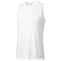 ASICS� Ready-Set Singlet - Men's - All White / White