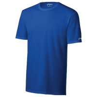ASICS® Ready-Set Short Sleeve T-Shirt - Men's - Blue / Blue