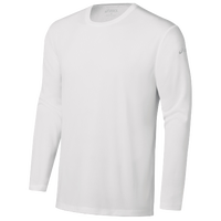 ASICS� Ready-Set Long Sleeve T-Shirt - Men's - All White / White