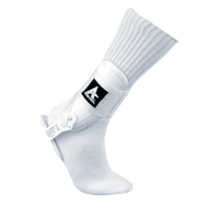 Active Ankle T2 Ankle Support - White / White