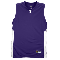 Eastbay Evapor Motion Jersey - Boys' Grade School - Purple / White