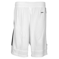 Eastbay Evapor Motion Shorts - Boys' Grade School - White / Black