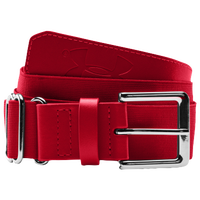 Under Armour Baseball Belt - Youth - Red / Red
