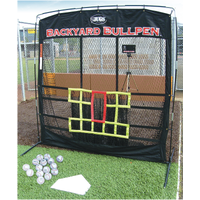 Jugs Backyard Bullpen Baseball System