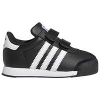 adidas Originals Samoa - Boys' Toddler - Black / White