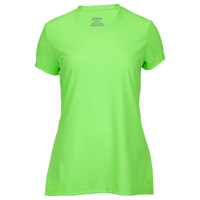 ASICS® Ready-Set Short Sleeve T-Shirt - Women's - Light Green / Light Green