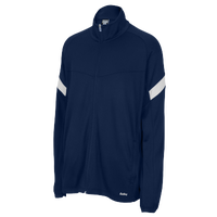 Eastbay EVAPOR Team Warm-Up Full Zip Jacket - Men's - Navy / White