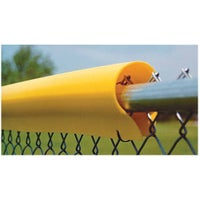 Diamond Team Saf-Top Fence Guard - Yellow / Yellow
