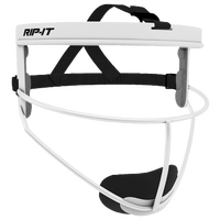 RIP-IT Defensive Face Guard - Youth - White / Black