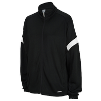Eastbay EVAPOR Team Warm-Up Full Zip Jacket - Women's - Black / White