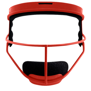 RIP-IT Defensive Face Guard - Women's - Red