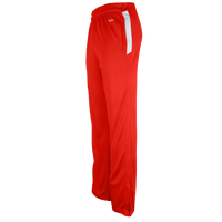 Eastbay EVAPOR Team Side-Snap Pants - Boys' Grade School - Red / White