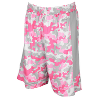 Eastbay Team Premier Elevate Shorts - Women's - Pink / Grey