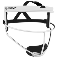 RIP-IT Defense Pro Face Guard - Women's - White / Black