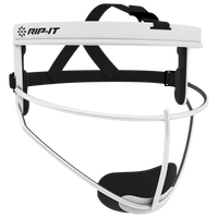 RIP-IT Defense Pro Face Guard - Girls' Grade School - White / Black