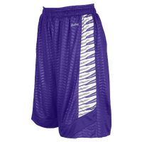 Eastbay EVAPOR Elevate Team Shorts - Women's - Purple / White
