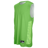 Eastbay EVAPOR Elevate Team Jersey - Boys' Grade School - Light Green / Light Green