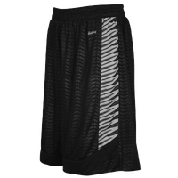 Eastbay EVAPOR Elevate Team Shorts - Boys' Grade School - Black / Grey